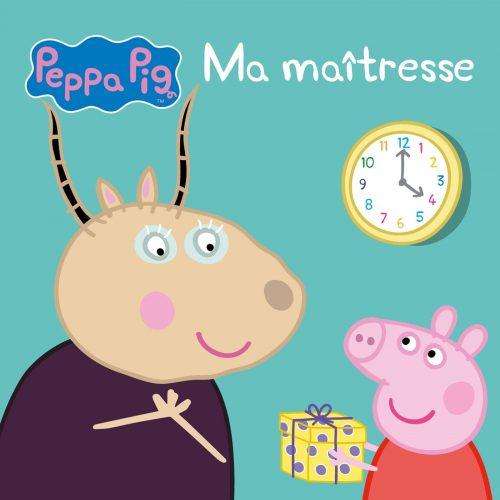 Peppa Pig - Ma maîtresse
