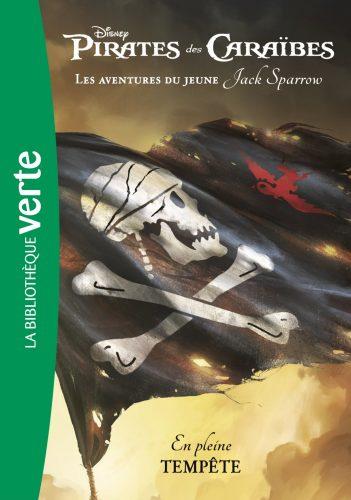 Pirates des Caraïbes, Les aventures du jeune Jack Sparrow