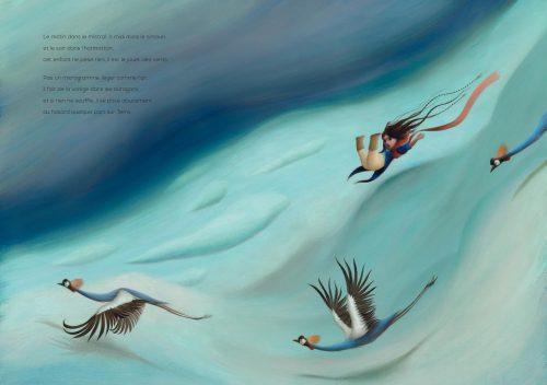 Le Jouet des vents illust