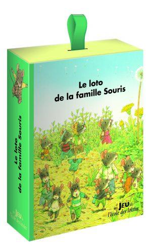 Le Loto de la Famille Souris