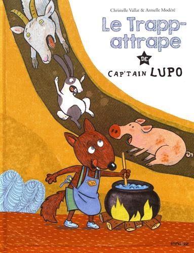 Le Trapp-attrape de Cap'tain Lupo