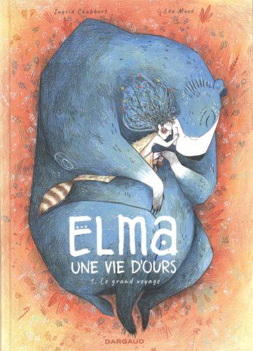 Elma une vie d'ours T.1 Le grand voyage