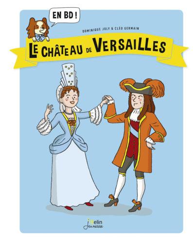 Le Château de Versailles en BD !