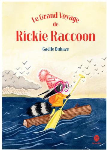 Le grand voyage de Rickie Rancoon