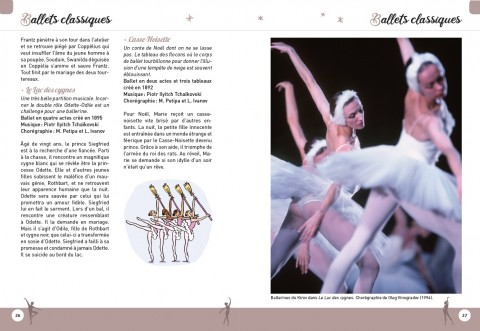 L'Encyclo de la danse-ballets