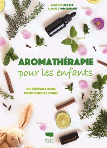 Aromathérapie pour les enfant
