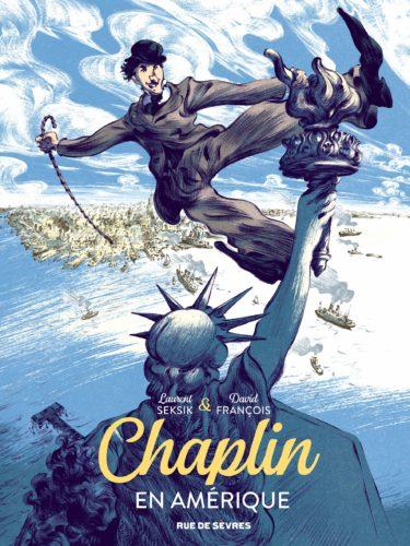 Chaplin, Tome 1 - En Amérique