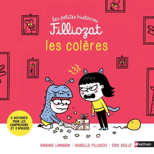 Les colères - Les petites histoires Filliozat