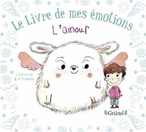 Le livre de mes émotions - L'amour
