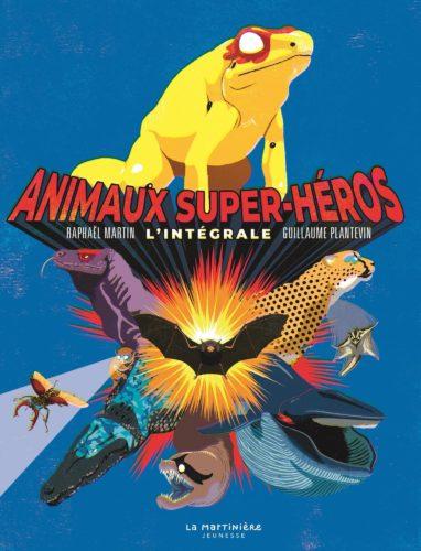 Animaux super-héros