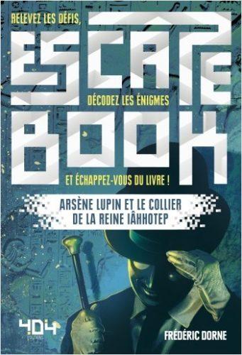Escape book-Arsene Lupin-Lesenfantsalapage