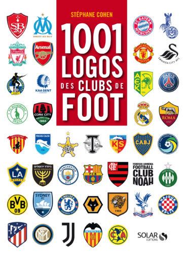 Visuel de couverture_1001 logos de foot_