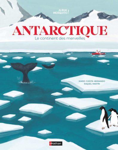 Antarctique - Le continent des merveilles - Lesenfantsalapage