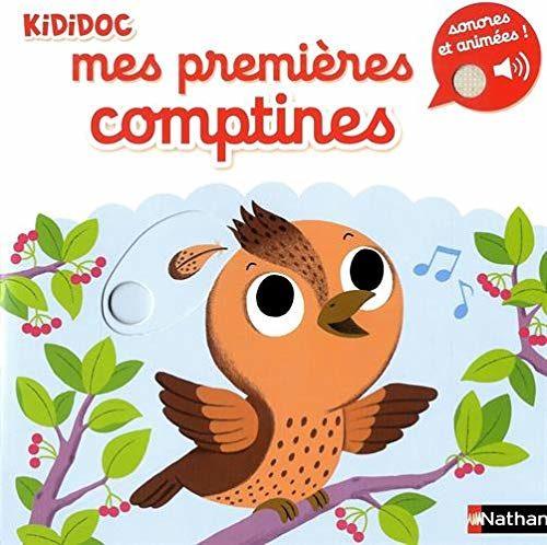 Kididoc - Mes premières comptines sonores et animées
