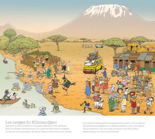 Le Voyage des voisins-Afrique