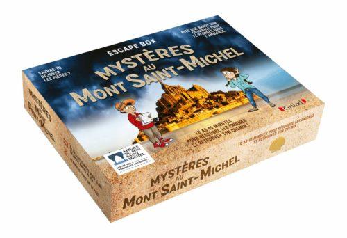 Mystere au Mont-Saint-Michel – Escape game
