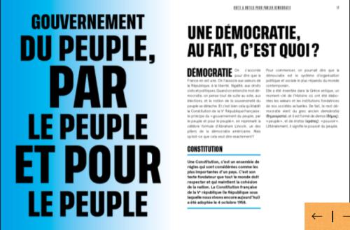Citoyen de demain-démocratie