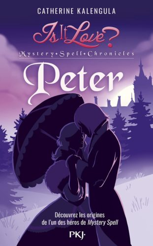 Is it love - Mystery Spell Chronicles Peter